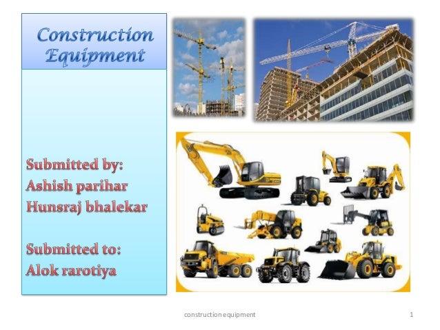 construction equipment   1