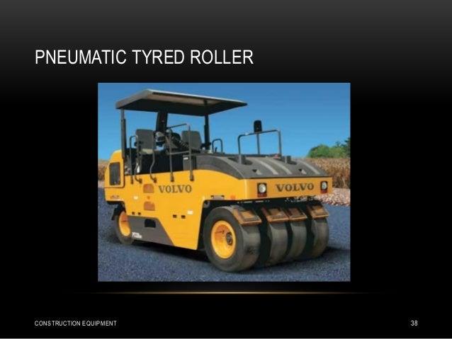 PNEUMATIC TYRED ROLLER CONSTRUCTION EQUIPMENT 38