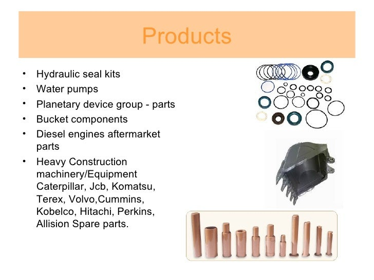 Parts Heavy Equipment Trader : Construction equipment aftermarket parts trader supplier