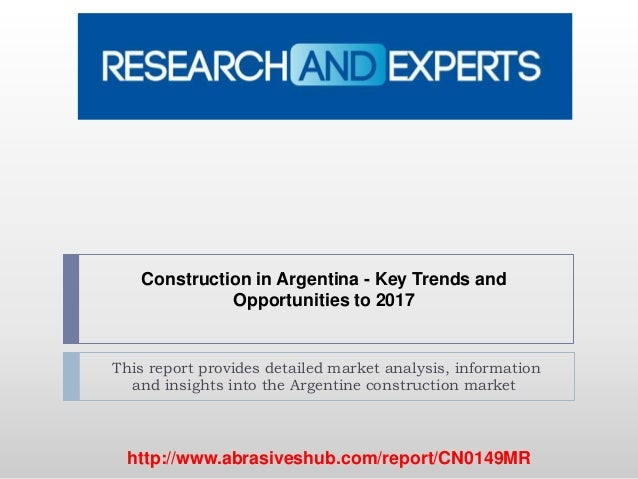 construction in chile key trends Construction in chile: key trends & opportunities to 2020 november 15, 2016 south america business news uncategorized insights into the chilean construction industry, including: - the chilean construction industry.