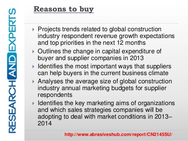 2013 2014 global construction market business outlook Global commercial vehicles market outlook november 2014 2014 power systems research inc this presentation contains copyrighted and confidential information of power systems research.