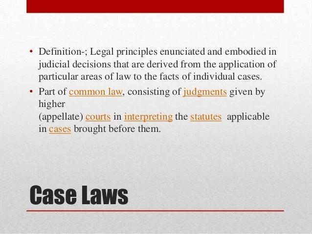 Natural Disasters Laws