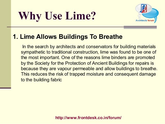 Limestone Used In Building Materials