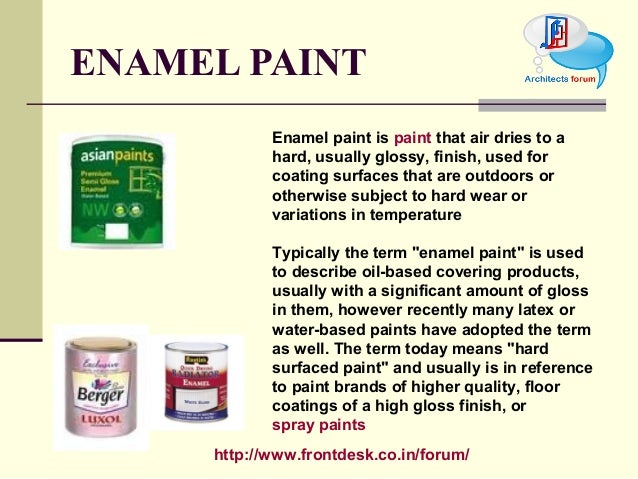 What Is The Difference Between Interior And Exterior Latex Paint: Construction Material Paint