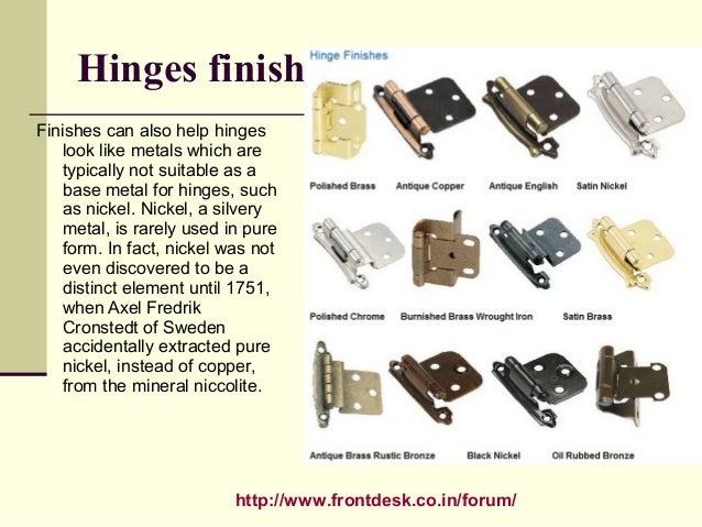 Construction Material Metal Hardware