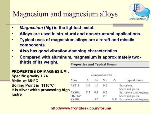 magnesium and its properties Chemical properties, health and environmental effects of calcium.