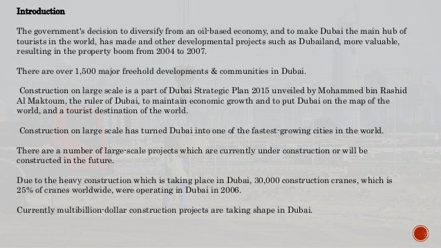 Construction miracles in Dubai - Radiance Realty Slide 2