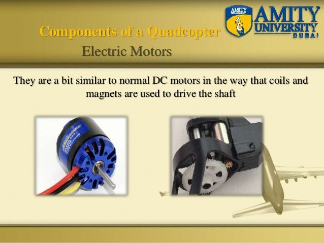 They are a bit similar to normal DC motors in the way that coils and magnets are used to drive the shaft Components of a Q...