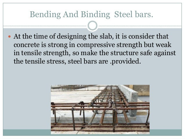 Construction Process Column Beam Slab