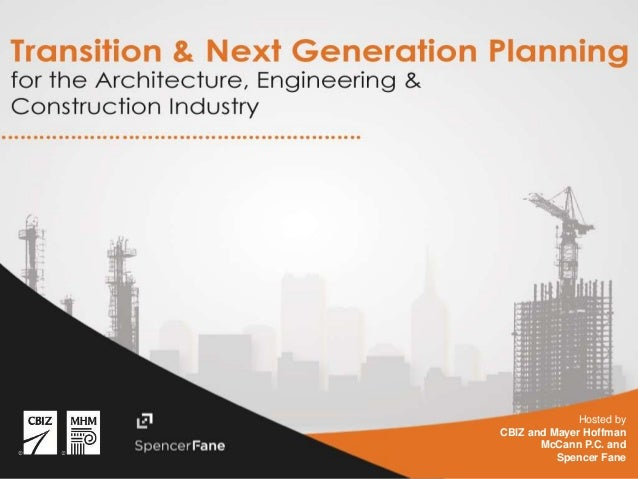 Architecture Engineering Construction Seminar 2015