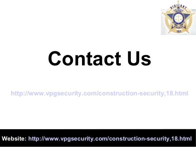 Construction site safety plan – Construction Site Security Plan