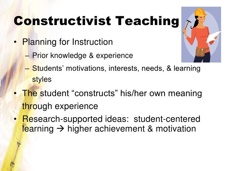 Image result for Constructivist teaching