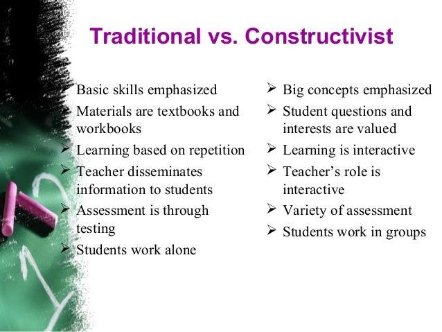 Collaborative Classroom Knowledge ~ Constructivism
