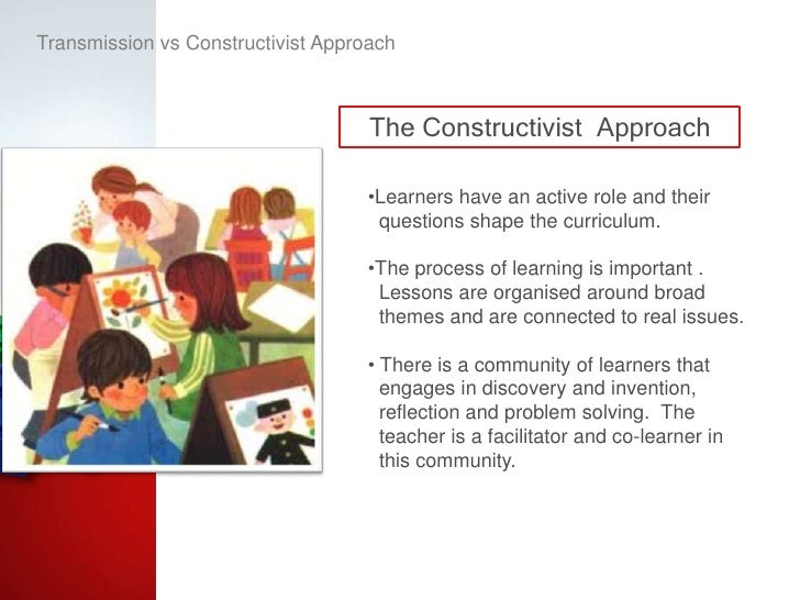 Traditional And Modern Classroom Management ~ Constructivism and classroom management in preschools