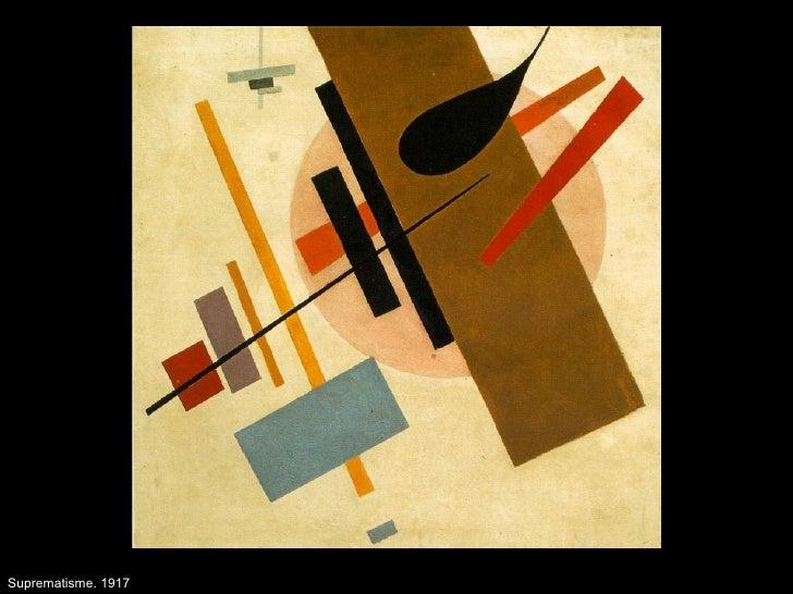 Suprematisme. 1917