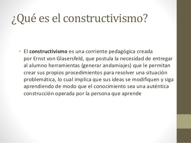 Constructivismo Genetico001