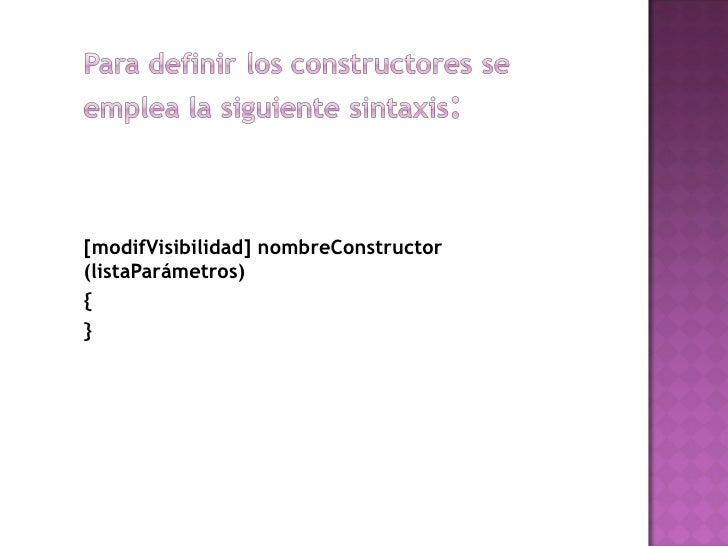 constructor and destructor in java pdf