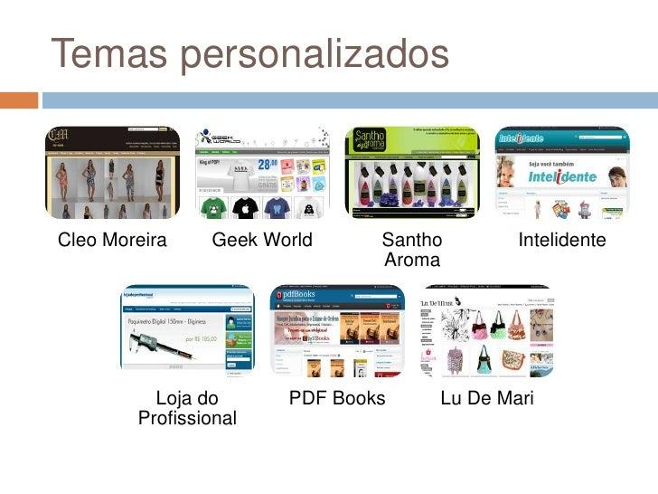 Temas personalizados<br />
