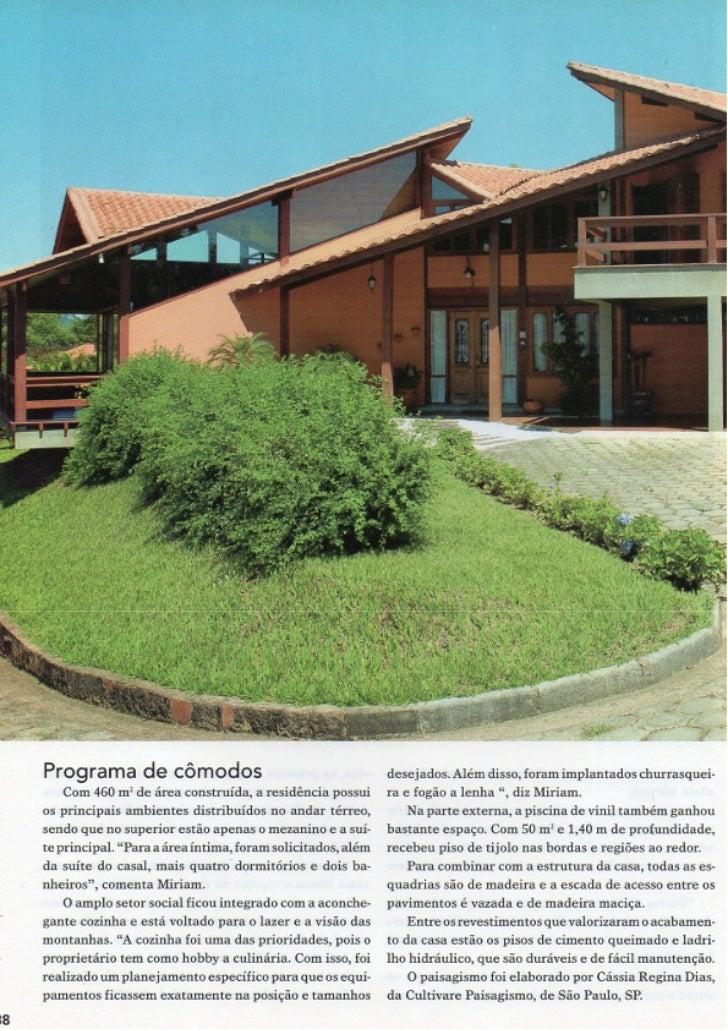 Residência Joanópolis / SP