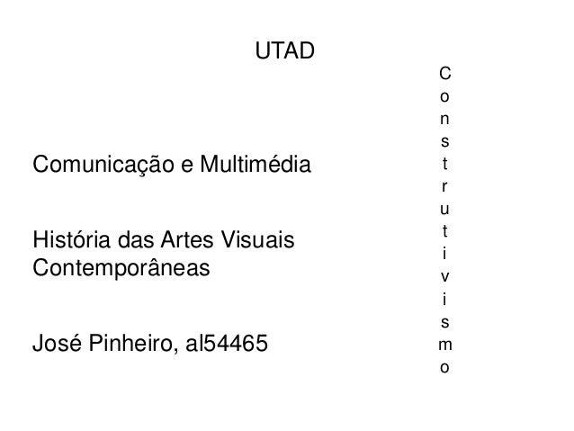 UTAD                             C                             o                             n                            ...