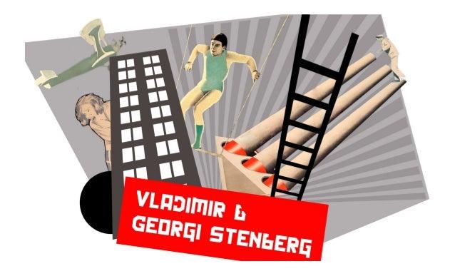 Vladimir & Georgi Stenberg  Construtuvimos  O constru vismo Russo foi um movimento esté co-polí co iniciado na Rússia a pa...
