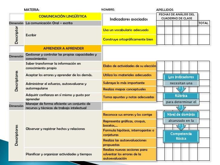Cuaderno De Vocabulario | newhairstylesformen2014.com - photo#7
