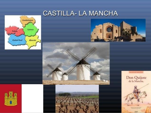 CASTILLA- LA MANCHACASTILLA- LA MANCHA