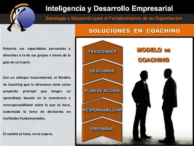 Estrategia y Educación para el Fortalecimiento de su Organización  Potencie sus capacidades personales y directivas o la d...