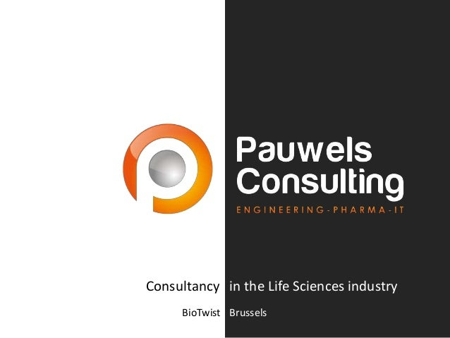 Consultancy in the Life Sciences industry BioTwist Brussels