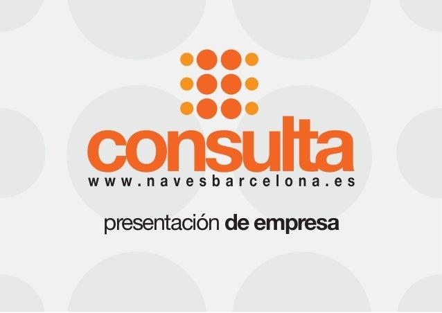 presentación de empresa