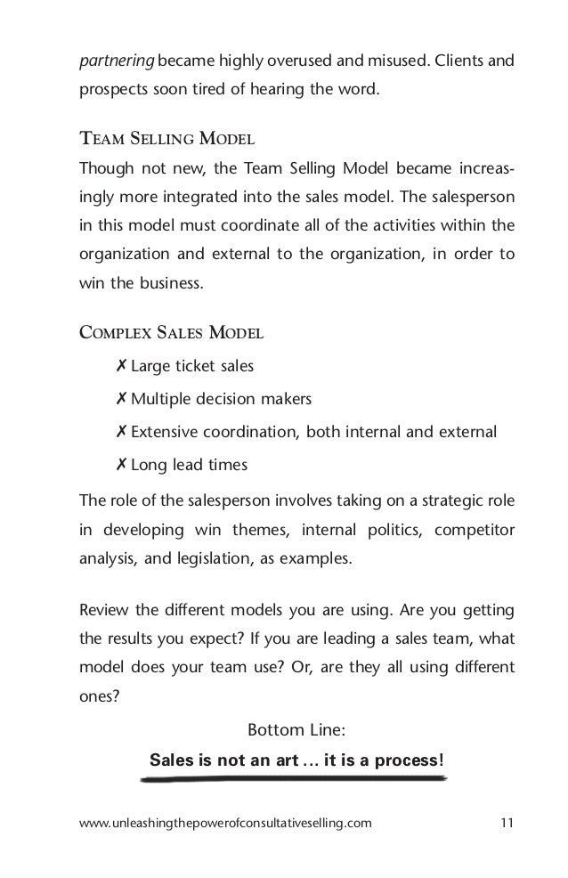 Consultative selling ebook 31 partnering fandeluxe Gallery