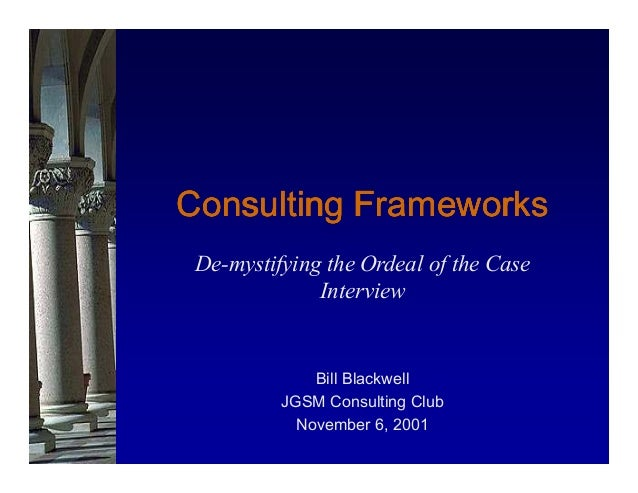 consulting case interview preparation guide Consulting case interview resources o vault guide to the case interview • boston consulting.