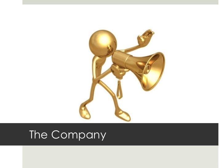 The Company<br />