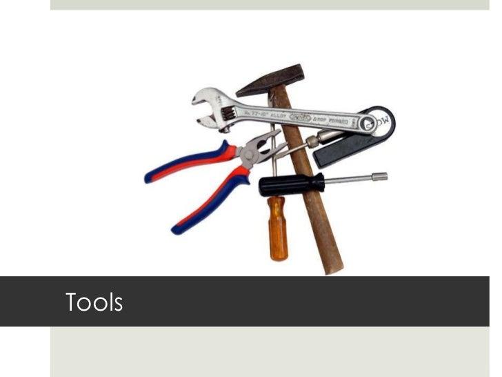 Tools<br />