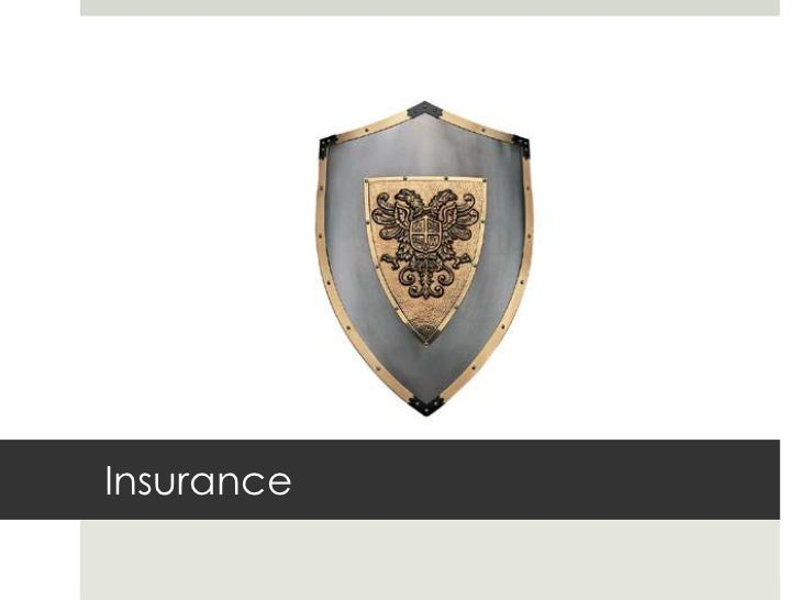 Insurance<br />