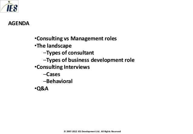 Consulting toolkit   consulting careers Slide 2