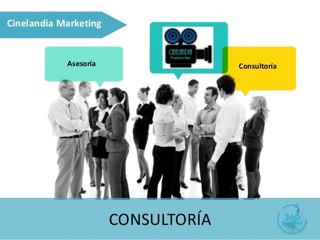 Cinelandia Marketing CONSULTORÍA Asesoría Consultoría