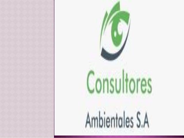 Consultores Ambientales S.A • Agregar valor a las empresas en Colombia al ofrecer soluciones de gerencia, estratégica y ge...