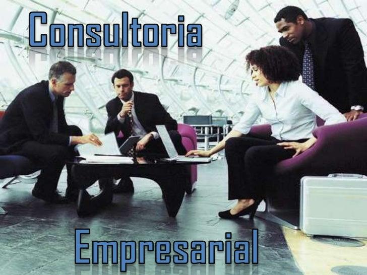 É aquela em que o consultor já possui um modelo deconsultoria pré-estabelecido, utilizando os mesmosprocessos, procediment...