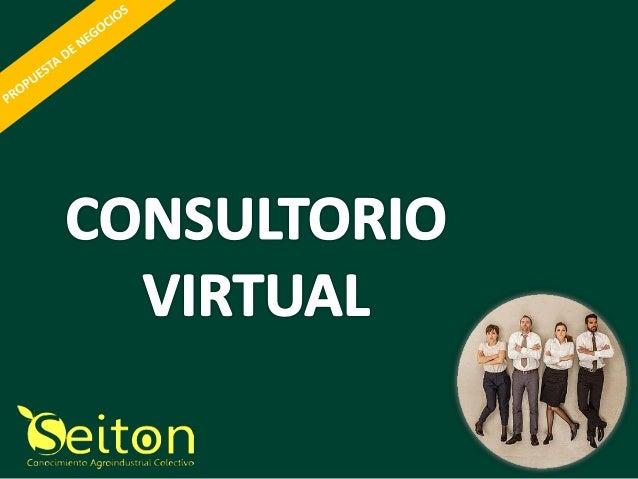 • Identificar necesidades de empresarios en internet. • Buscar las personas que pueden solucionar un problema particular •...