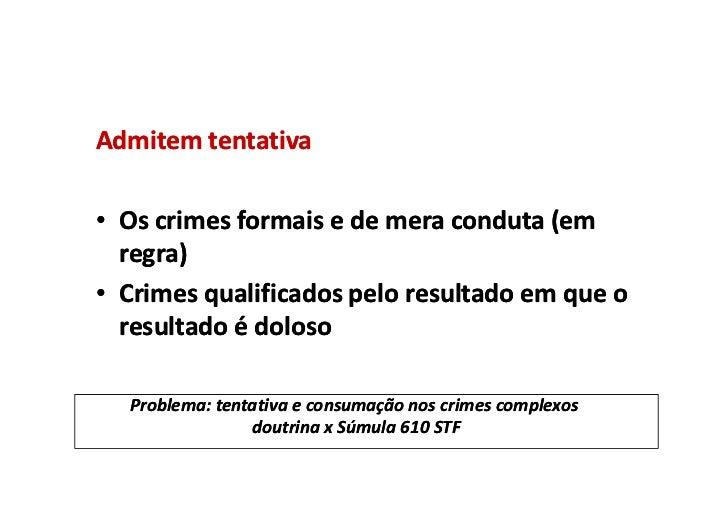 Crimes mera conduta