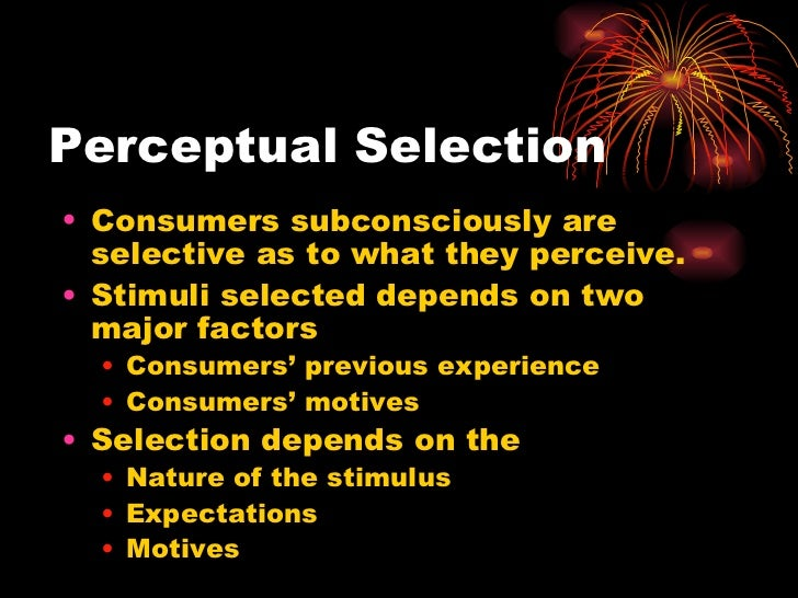 the influence of subliminal advertising to consumers Experimental hypothesis is true: subliminal messages affect and influence   sexual arousal which in turn makes the consumer more attracted to the products.