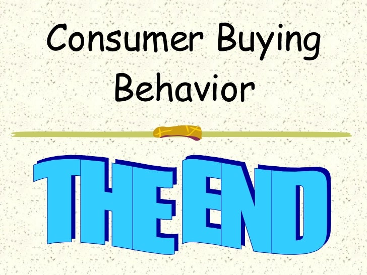 buying bihaviour The consumer maximizes his utility by buying x and y of the two commodities mathematical derivation of the equilibrium: given the market prices and his income, the consumer aims at the maximization of his utility.
