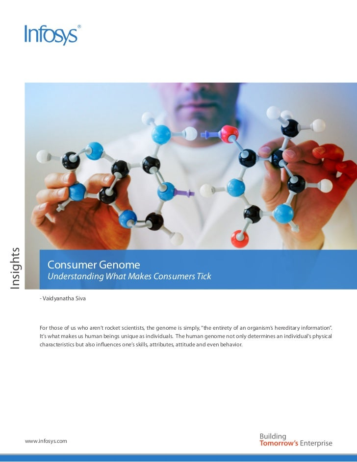 Insights                   Consumer Genome                   Understanding What Makes Consumers Tick                - Vaid...