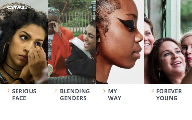 Consumer trends in beauty 2018 : Canvas8 Slide 3