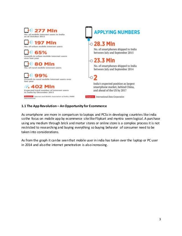 Consumer acceptance of app only model of e commerce Slide 3