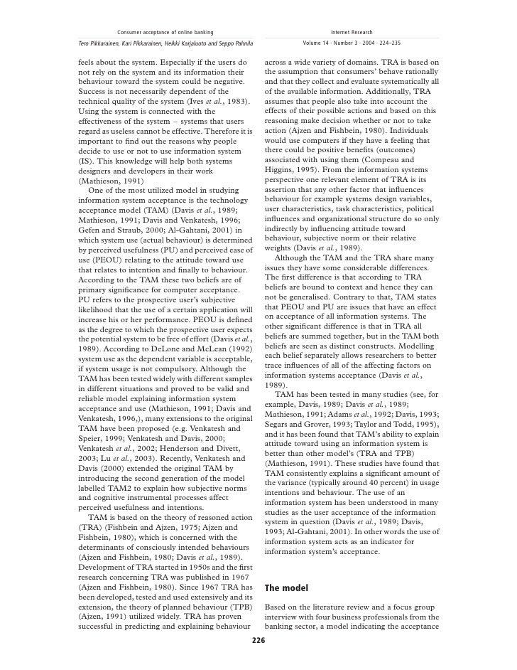 technology acceptance model 3 pdf