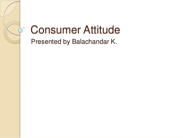 Customer attitude over advertisement