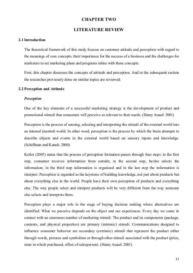 consumer methods investigate papers