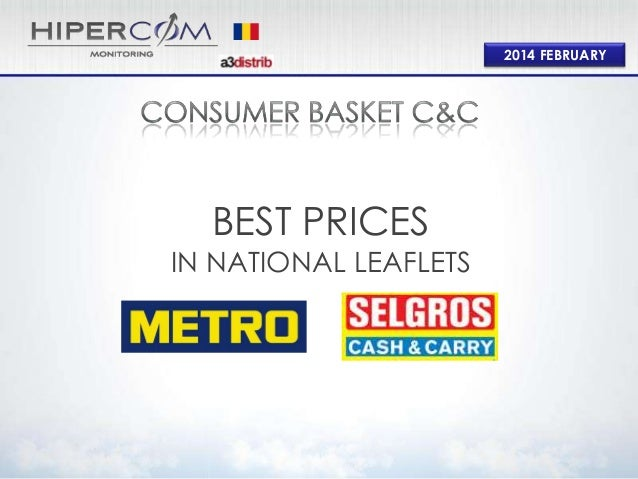 2014 FEBRUARY BEST PRICES IN NATIONAL LEAFLETS